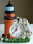 Gay Head, Massachusetts Lighthouse Alarm Clock